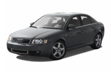 Схема подключения CANLog на Audi A4 2005 года