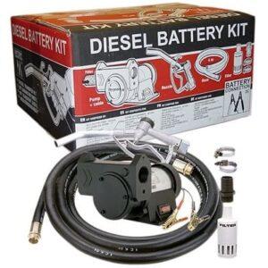 Gespasa Kit Batteria 45 комплект заправочный дизельного топлива